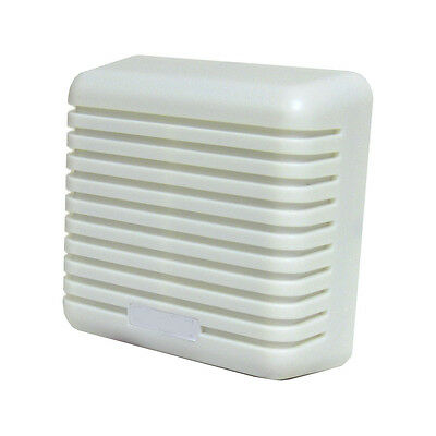 16 Ohm Mylarcone Alarm Extension Speaker With Anti Tamper Micro Switch • 8.45£