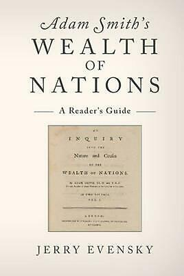 AU69.82 • Buy Adam Smith's Wealth Of Nations: A Reader's Guide By Jerry Evensky (English) Pape