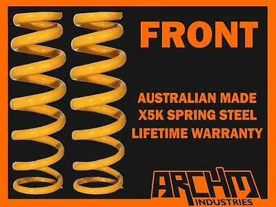 $127.59 • Buy BMW E34 (523) (525) 1988-1996 FRONT 30mm LOWERED KING COIL SPRINGS  LOW