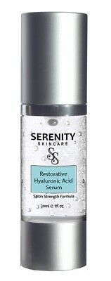 Strong Anti Wrinkle Serum HYALURONIC ACID HA Ageing Collagen For Derma Roller • 12.97£