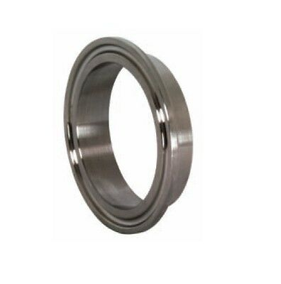 AU4.45 • Buy 2  Short Weld Clamp Ferrule