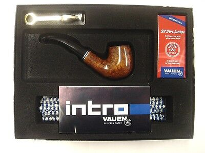 AU81.39 • Buy Vauen Intro 9mm Filter Pipe Starter Set Available In 2 Shapes
