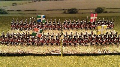 6mm Seven Years War French Army • 120£