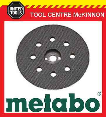 METABO SXE 325 & SXE 425 SANDER 125mm REPLACEMENT BASE / PAD • 27.76£