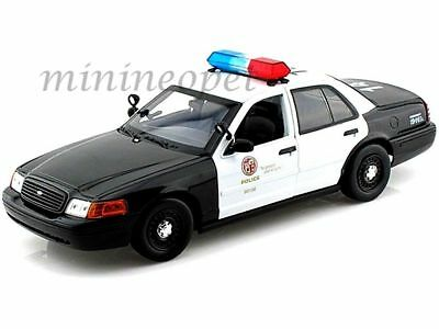 Daron 60326 2001 Ford Crown Victoria Lapd Los Angeles Police Department Car 1/18 • 39.90$