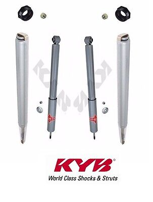 $134.93 • Buy KYB 4 SHOCKS For BMW E30 318i 325i 325is M3 325e 85 86 87 To 1991-364021 KG4539