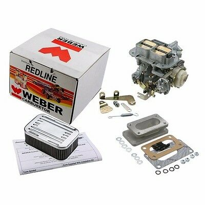 $ CDN511.51 • Buy Weber 32/36 DGEV Carb Conversion Kit For Toyota Corolla Performance Replacement