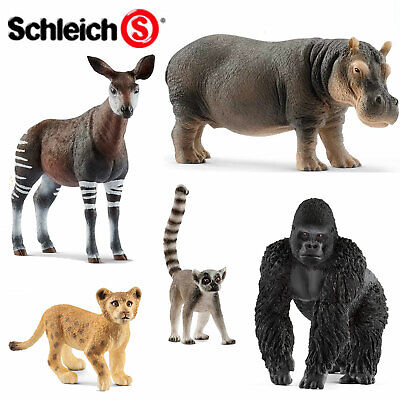 £3.99 • Buy SCHLEICH World Of Nature AFRICA - Choose For 29 Different Animals All With Tag