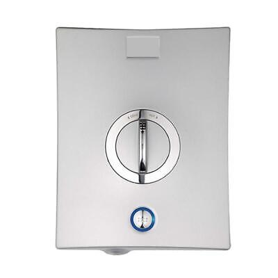 £88.50 • Buy Aqualisa Quartz Electric Shower Front Cover Case & Switch Assembly - 435914