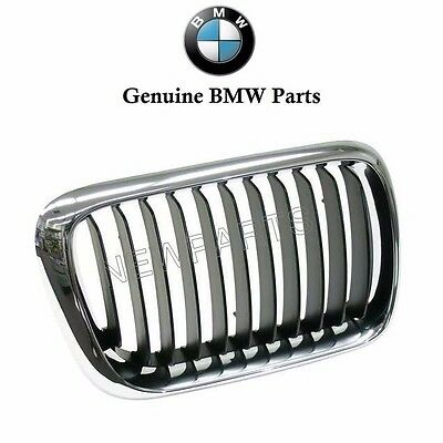 $44.92 • Buy For BMW E36 Radiator Grille Kidney Front Passenger Right Genuine Hood OES