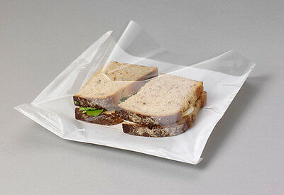 £8.79 • Buy 100 10x12 FILM FRONT CELLOPHANE PAPER BAGS