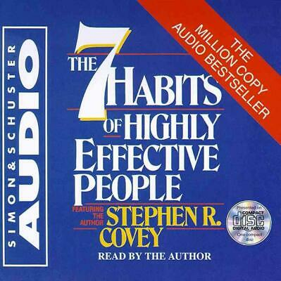AU24.13 • Buy The 7 Habits Of Highly Effective People: Powerful Lessons In Personal Change By