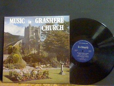 £9 • Buy MUSIC IN GRASMERE CHURCH    LP Private Pressing Choir Female    Lovely Copy !!