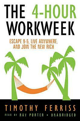 AU52.16 • Buy The 4-Hour Work Week: Escape 9-5, Live Anywhere, And Join The New Rich By Timoth