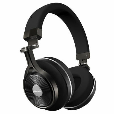 AU19.79 • Buy BLUEDIO T3 Wireless Bluetooth V4.1Headphones With Microphone 3D Sound Headsets