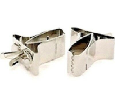 £12.99 • Buy CAGE CLIPS - Metal Bird Pet Animal Cage Clip Millet Cuttlefish Holder Dm PawMits