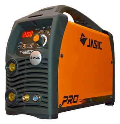 £1327.20 • Buy Jasic AC/DC 200P Mini (JT-200DS) - Fully Functionality ACDC TIG Welder - Top Kit