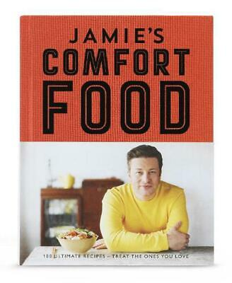 AU50.01 • Buy Jamie's Comfort Food By Jamie Oliver (English) Hardcover Book Free Shipping!
