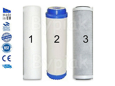 Brand New Set Of Tap Drinking Water Filter System Replacement 10   • 13.90£