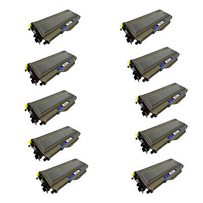 £57.23 • Buy Compatible 10 Black Toner For Brother DCP-7030 DCP-7040 DCP-7045N HL-2140 TN2120