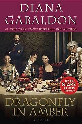 AU34.38 • Buy Dragonfly In Amber By Diana Gabaldon (English) Paperback Book Free Shipping!