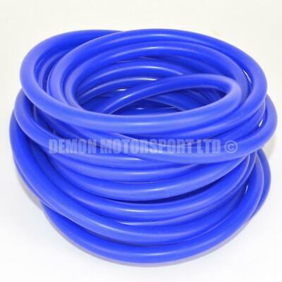 £3.75 • Buy Blue Silicone Vacuum Hose Pipe - Vac Air Water Coolant (PICK CORE SIZE & LENGTH)