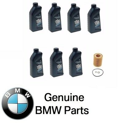 $ CDN112.70 • Buy For Genuine BMW Engine Oil Filter+Synthetic 5w30 Motor Oil