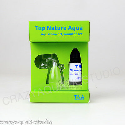 $99 • Buy Aquarium CO2 Glass Drop Checker-Test Aquarium CO2 PH Indicator Solution