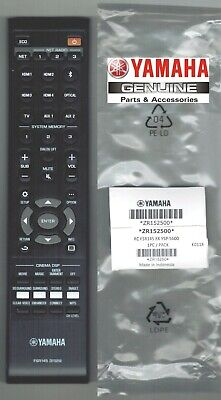 AU31.05 • Buy New Yamaha MusicCast Sound Bar Remote Control FSR145 ZR15250 YSP-5600 YSP-5600BL