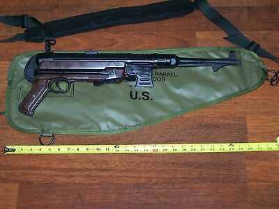 $32.90 • Buy M60Case Bag Weapon Carry Field Folder Military Army USMC Green W Shelby P38