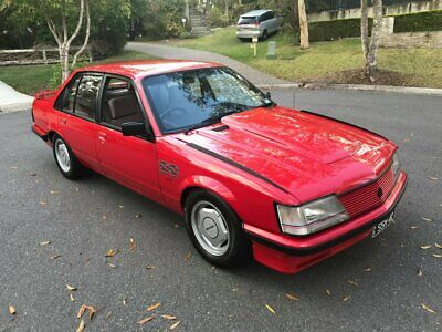 AU55000 • Buy 1982 Holden HDT Commodore SS Maranello Red Manual 4sp M Sedan