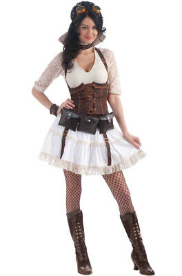 $31.53 • Buy Steampunk Sally Adult Costume