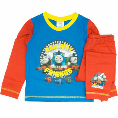 £5.75 • Buy Thomas The Tank Engine Character Pyjamas For Toddlers. Size 18-24 Months Only