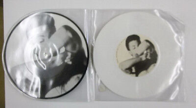Prince, Interview, NEW/MINT Double 7  Vinyl Single Set 1x WHITE 1x PICTURE DISC • 24.99£