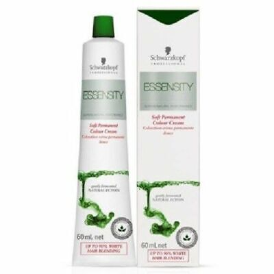 Schwarzkopf Essensity Hair Colour 60ml - Natural Range • 6.99£
