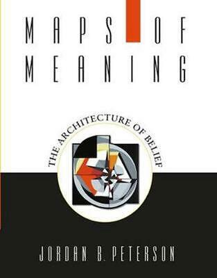 AU78.29 • Buy Maps Of Meaning: The Architecture Of Belief By Jordan B. Peterson (English) Pape