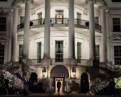 $7.98 • Buy Barack Obama Enters South Portico Of White House In 2012 - 8x10 Photo (zz-513)