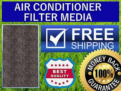 AU24.99 • Buy Air Conditioner Return Air Filter Media Material - 550x800mm G2 - Replacement