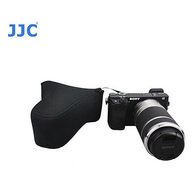 $ CDN12.52 • Buy Black Camera Case For Sony A6300 A6000 A5100 A6500 A5100 + 18-55mm Lens Or 50mm