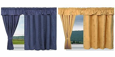 £18.95 • Buy Caravan Curtains Fully Lined Ready Made Premium Quality Made To Measure Free P+p