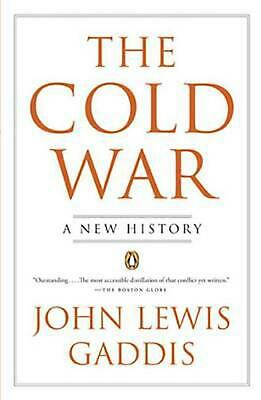 AU30.98 • Buy The Cold War: A New History By John Lewis Gaddis (English) Paperback Book Free S