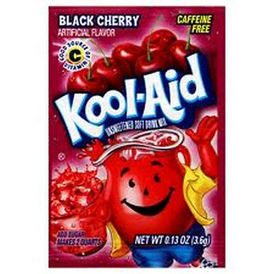 Kool-Aid Drink Mix Black Cherry 10 Count  • 3.76£