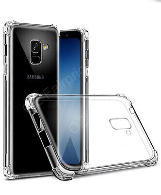 AU5.99 • Buy Samsung Galaxy Note S20 S10 Plus Clear Soft Silicone TPU Shockproof Case Cover