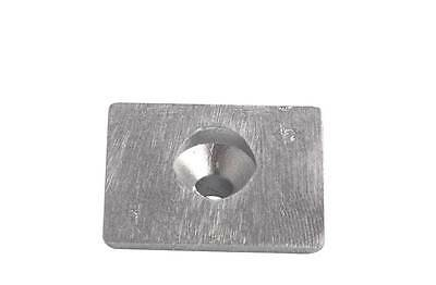 AU24.90 • Buy Mercury 6-9HP Outboard Engine Plate Anode Zinc *NEW* Original Part # 42121