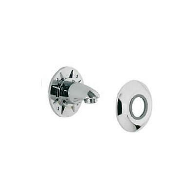 Aqualisa Wall Outlet Elbow Chrome 215016 Hose Connector • 12.98£