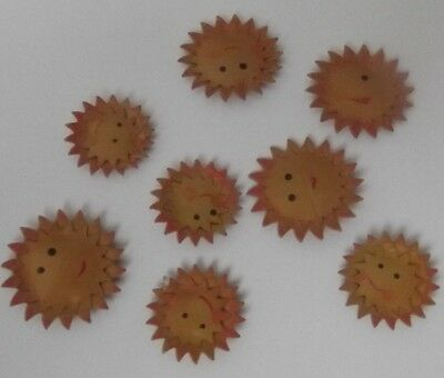 £0.99 • Buy Sunflower Embellishment For Cards Or Crafts