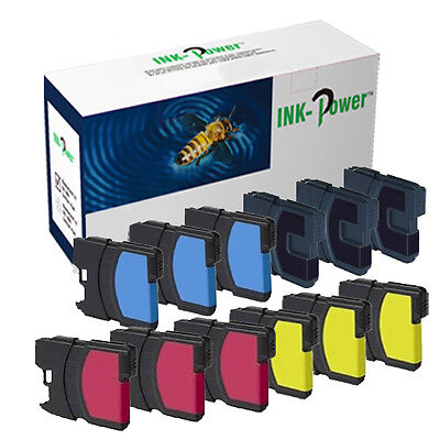 £5.59 • Buy Compatible 12 INK CARTRIDGE FOR BROTHER DCP 585CW 6690CN 6690CW LC980