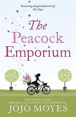 AU24.77 • Buy The Peacock Emporium: (Reissue) By Jojo Moyes Paperback Book Free Shipping!