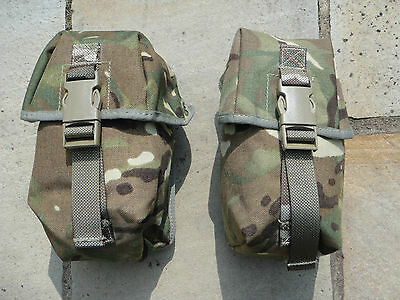 £15.99 • Buy British Army MTP Water Bottle & Utility Pouch Combo Molle Osprey Used