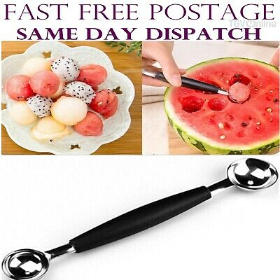 AU6.99 • Buy Kitchen Craft Double Ended Stainless Melon Ball Maker Baller Parisienne Scoop